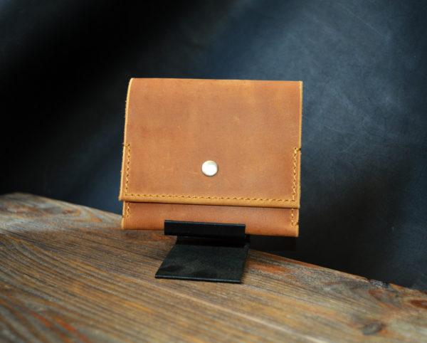 Женский кошелек из натуральной кожи